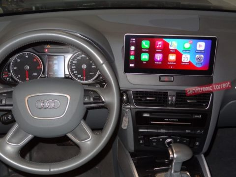 Audi-Q5-android-GPS-carplay