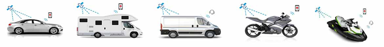 Localizador alarma vehiculos