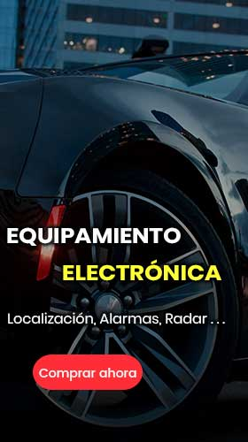 equipamiento coche electronica bluetooth