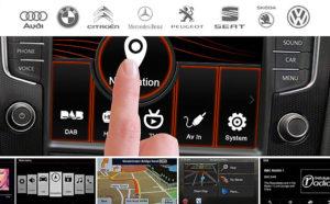 gps carplay, android auto